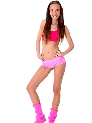 Gina Devine - Aerobics Instructor